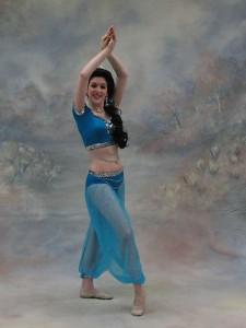 Princess Jasmine ( Aladdin )