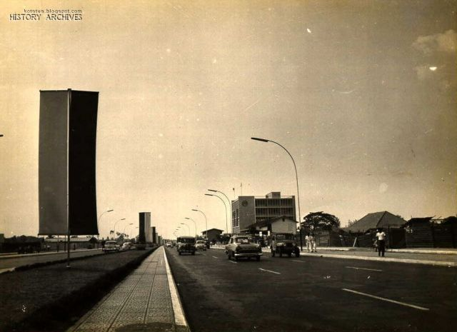 Thamrin-Sudirman tahun 1949