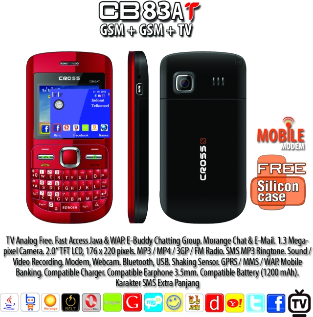 Cross CB83AT