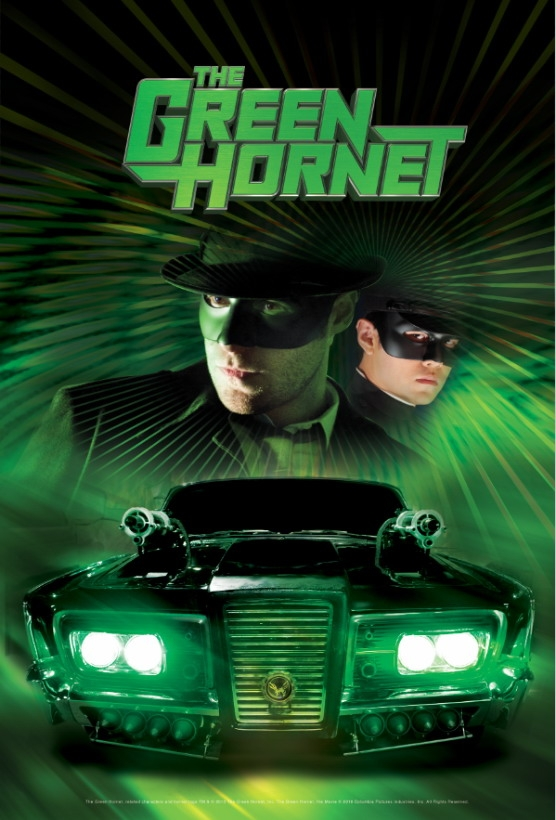 Green Hornet (Januari 2011) :