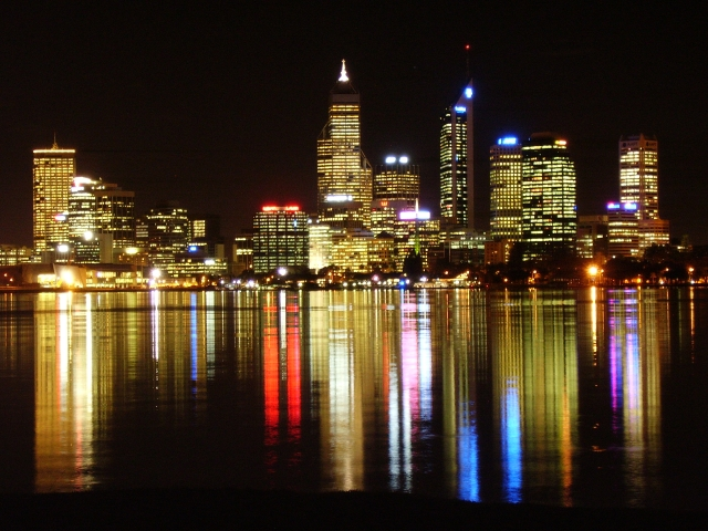 Satu Hari di Perth