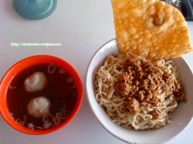 Makan Mi Enak di Jakarta