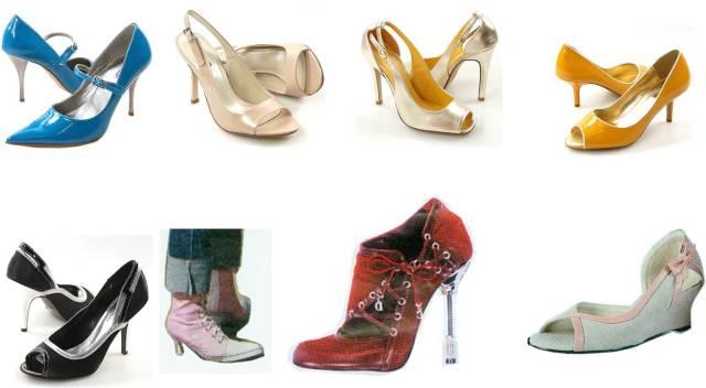 Menilai Karakter Perempuan dari Tipe Sepatu